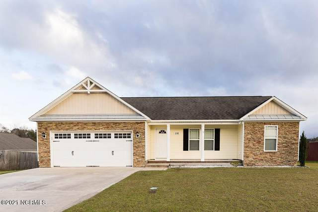 116 Gobblers Way, Richlands, NC 28574 (MLS #100259972) :: RE/MAX Elite Realty Group