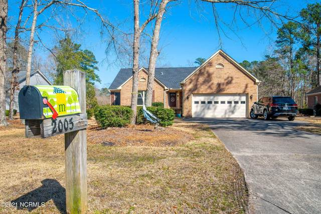2003 Clubhouse Drive, New Bern, NC 28562 (MLS #100259980) :: The Legacy Team