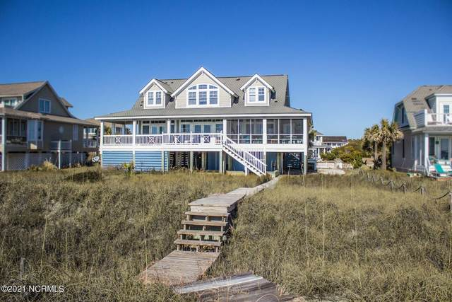 14 Peppervine Trail, Bald Head Island, NC 28461 (MLS #100259985) :: The Legacy Team