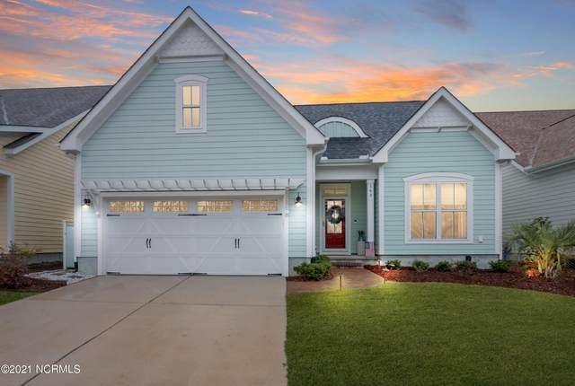 160 Twining Rose Lane, Holly Ridge, NC 28445 (MLS #100260020) :: RE/MAX Elite Realty Group