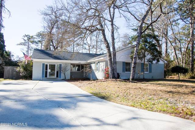 120 Merrill Drive, Newport, NC 28570 (MLS #100260023) :: Berkshire Hathaway HomeServices Prime Properties
