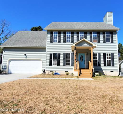 109 Little Current Lane, Sneads Ferry, NC 28460 (MLS #100260025) :: RE/MAX Elite Realty Group