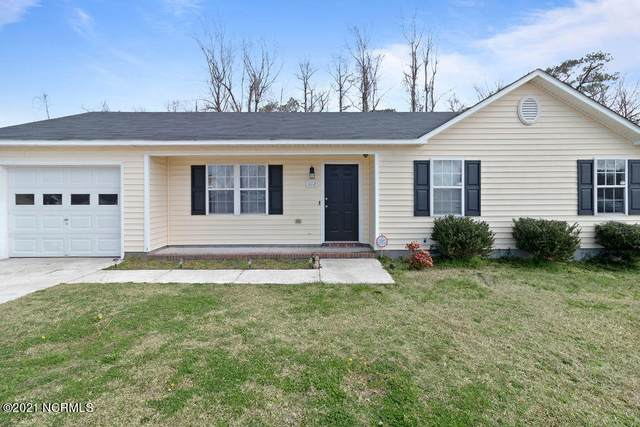 112 Nicole Court, Jacksonville, NC 28540 (MLS #100260026) :: RE/MAX Elite Realty Group