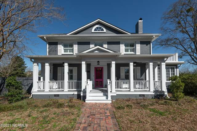 1502 Tryon Road, New Bern, NC 28560 (MLS #100260034) :: Vance Young and Associates