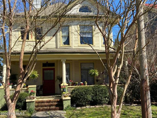 604 W 2nd Street, Washington, NC 27889 (MLS #100260124) :: Vance Young and Associates