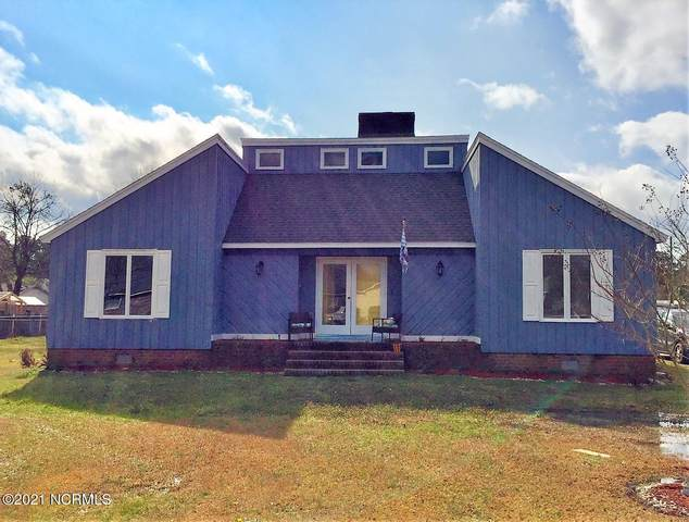 100 Excaliber Drive, Greenville, NC 27858 (MLS #100260175) :: Stancill Realty Group