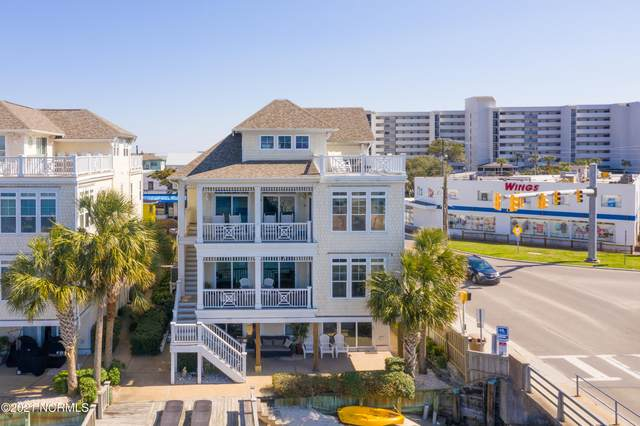 20 Channel Avenue B, Wrightsville Beach, NC 28480 (MLS #100260223) :: The Cheek Team