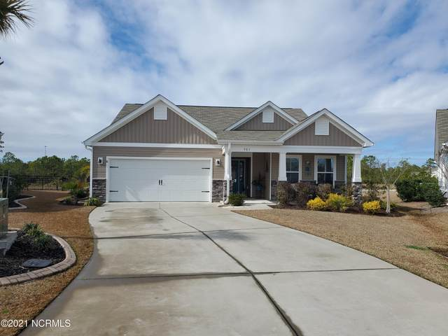 901 Eastham Court SW, Ocean Isle Beach, NC 28469 (MLS #100260237) :: Vance Young and Associates