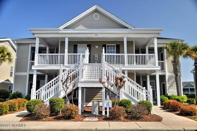 973 Great Egret Circle SW #4, Sunset Beach, NC 28468 (MLS #100260247) :: Vance Young and Associates