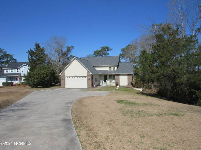 252 River Reach Drive, Swansboro, NC 28584 (MLS #100260315) :: The Cheek Team