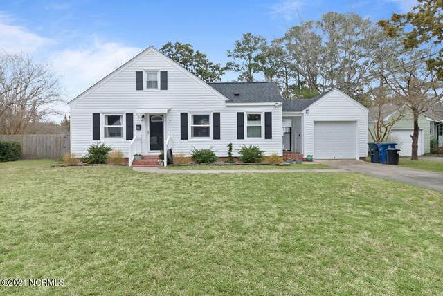 418 Brentwood Avenue, Jacksonville, NC 28540 (MLS #100260339) :: Vance Young and Associates