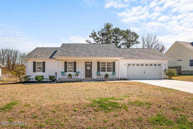 128 Woodbury Farm Drive, Jacksonville, NC 28540 (MLS #100260376) :: Stancill Realty Group
