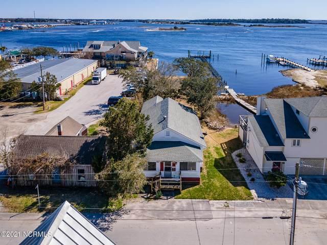 209 S Water Street, Swansboro, NC 28584 (MLS #100260381) :: Coldwell Banker Sea Coast Advantage