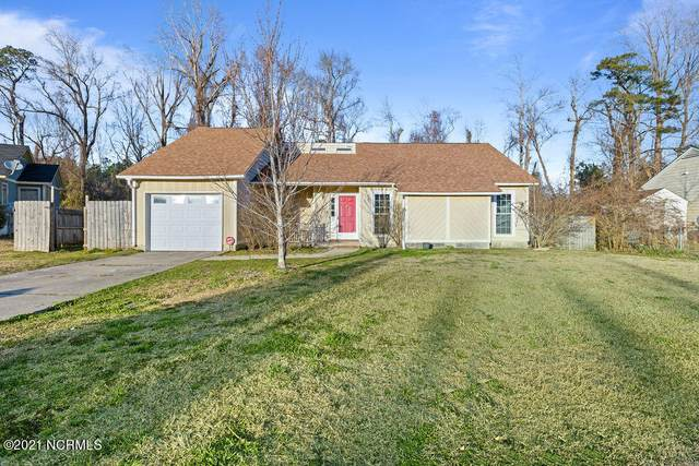 2042 Hunters Ridge Drive, Midway Park, NC 28544 (MLS #100260488) :: RE/MAX Essential