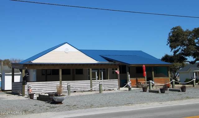 989 Island Road, Harkers Island, NC 28531 (MLS #100260563) :: Holland Shepard Group