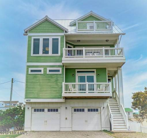402 N Topsail Drive, Surf City, NC 28445 (MLS #100260603) :: The Cheek Team