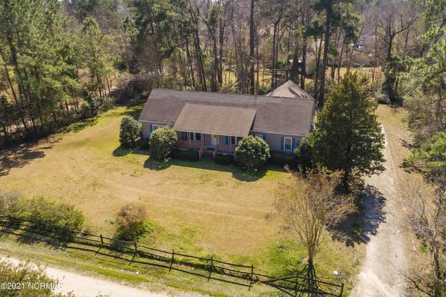705 Warren Drive, Oriental, NC 28571 (MLS #100260626) :: The Oceanaire Realty