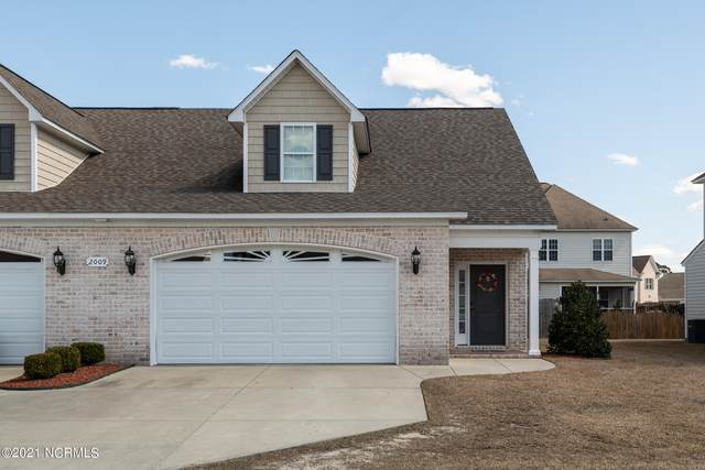 2009 Leighton Drive B, Greenville, NC 27834 (MLS #100260663) :: Stancill Realty Group