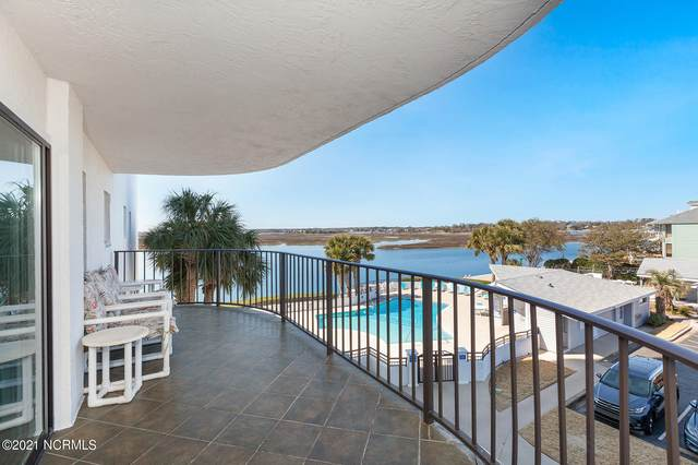 322 Causeway Drive A-309, Wrightsville Beach, NC 28480 (MLS #100260701) :: RE/MAX Elite Realty Group