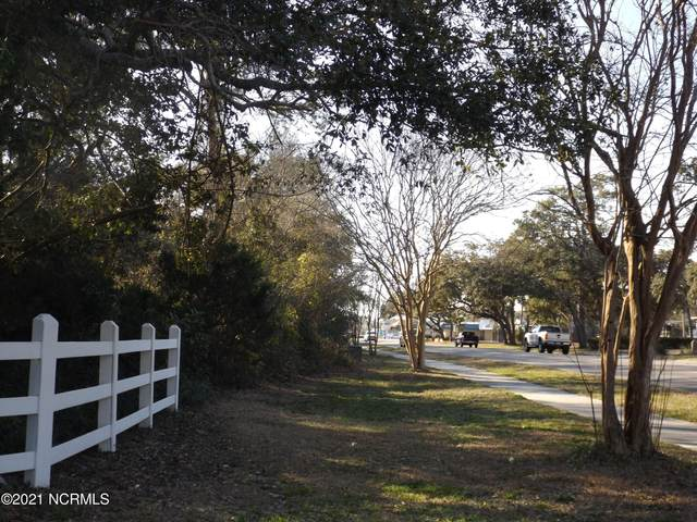 6607 E Oak Island Drive, Oak Island, NC 28465 (MLS #100260721) :: Castro Real Estate Team