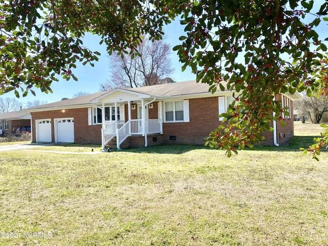 201 Russell Drive, Princeville, NC 27886 (MLS #100260722) :: CENTURY 21 Sweyer & Associates