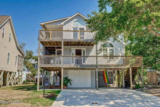 18 Maritime Drive, Surf City, NC 28445 (MLS #100260784) :: CENTURY 21 Sweyer & Associates