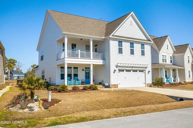 507 Lanyard Drive, Newport, NC 28570 (MLS #100260846) :: RE/MAX Elite Realty Group