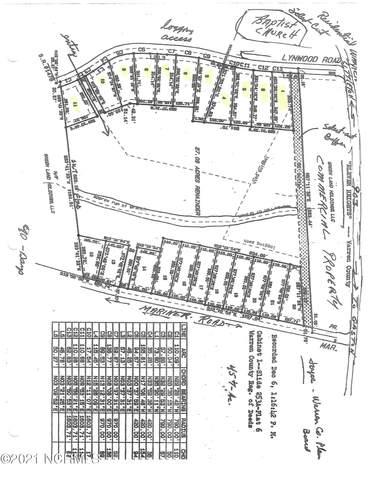 Lot #6 Lynwood Road, Littleton, NC 27850 (MLS #100260869) :: CENTURY 21 Sweyer & Associates