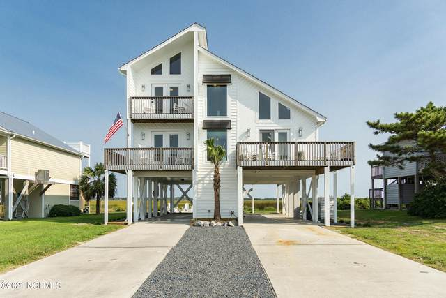 506 Caswell Beach Road, Oak Island, NC 28465 (MLS #100260901) :: Donna & Team New Bern