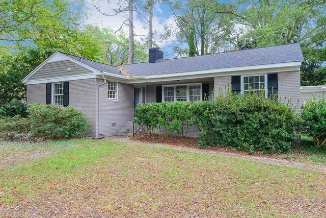 1725 Beaumont Drive, Greenville, NC 27858 (MLS #100260964) :: Great Moves Realty