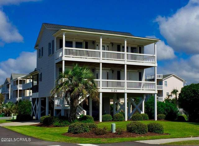 1126 Ocean Boulevard W, Holden Beach, NC 28462 (MLS #100261038) :: Great Moves Realty