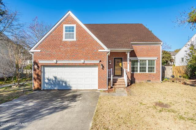 4014 E Bishop Court, Wilmington, NC 28412 (MLS #100261039) :: David Cummings Real Estate Team