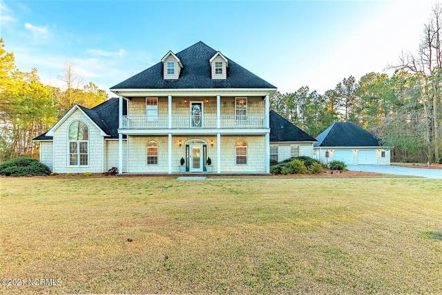 2462 Nc-24, Beulaville, NC 28518 (MLS #100261064) :: Frost Real Estate Team