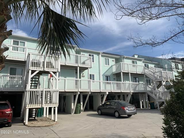 1704 S Fort Fisher Boulevard #1704, Kure Beach, NC 28449 (MLS #100261089) :: RE/MAX Essential