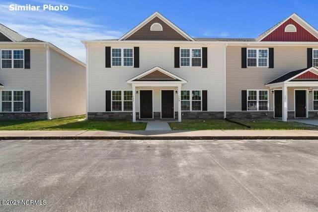 126 Cornerstone Drive Lot 24, Beulaville, NC 28518 (MLS #100261101) :: RE/MAX Essential
