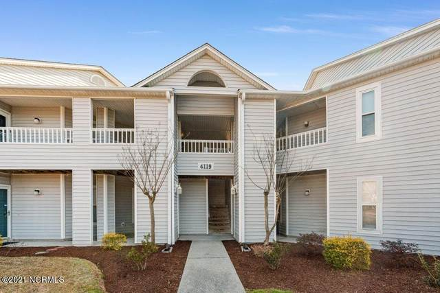 4119 Breezewood Drive #102, Wilmington, NC 28412 (MLS #100261103) :: RE/MAX Elite Realty Group