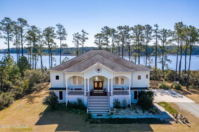 109 Tarpon Way, Beaufort, NC 28516 (MLS #100261148) :: RE/MAX Essential
