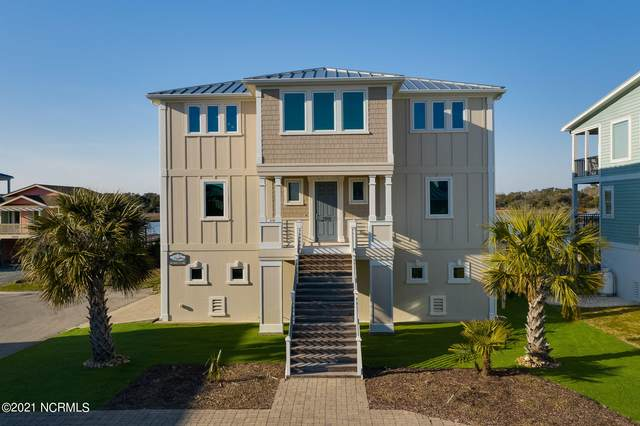 200 Yacht Watch Drive, Holden Beach, NC 28462 (MLS #100261197) :: Great Moves Realty