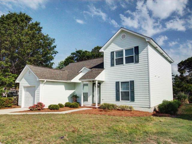 428 Emerald Circle, Emerald Isle, NC 28594 (MLS #100261198) :: Stancill Realty Group
