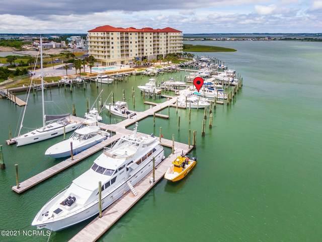 100 Olde Towne Yacht Club Drive B-11, Morehead City, NC 28557 (MLS #100261201) :: Thirty 4 North Properties Group