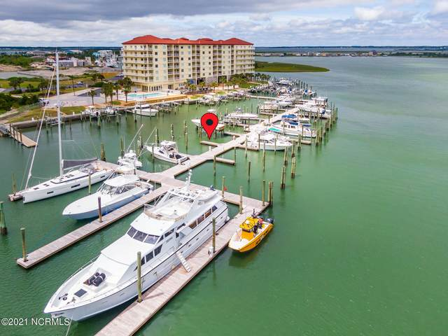 100 Olde Towne Yacht Club Drive C-3, Morehead City, NC 28557 (MLS #100261202) :: RE/MAX Elite Realty Group