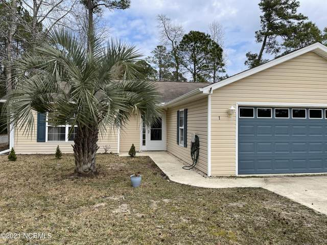 1 Court 6 Northwest Drive, Carolina Shores, NC 28467 (MLS #100261215) :: RE/MAX Elite Realty Group