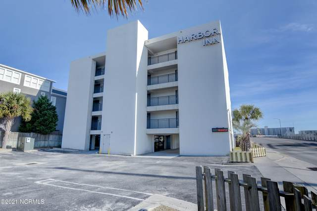 701 Causeway Drive 2-E, Wrightsville Beach, NC 28480 (MLS #100261270) :: The Legacy Team