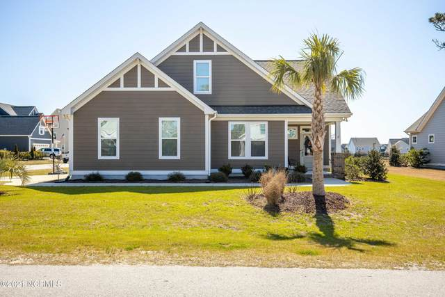 402 Cutter Way, Newport, NC 28570 (MLS #100261282) :: Vance Young and Associates