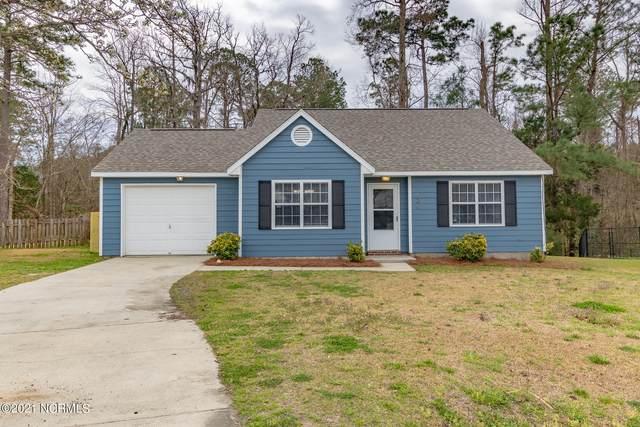 626 S Hampton Drive, Jacksonville, NC 28546 (MLS #100261296) :: Castro Real Estate Team