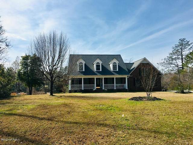 613 Hughes Road, Hampstead, NC 28443 (MLS #100261317) :: The Oceanaire Realty