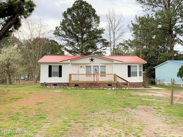 563 Mary Lou Lane SW, Supply, NC 28462 (MLS #100261417) :: RE/MAX Essential