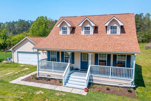 305 Bridal Creek, Burgaw, NC 28425 (MLS #100261500) :: Great Moves Realty