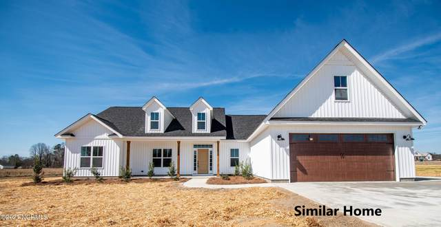 138 Shellbank Drive, Sneads Ferry, NC 28460 (MLS #100261512) :: The Oceanaire Realty