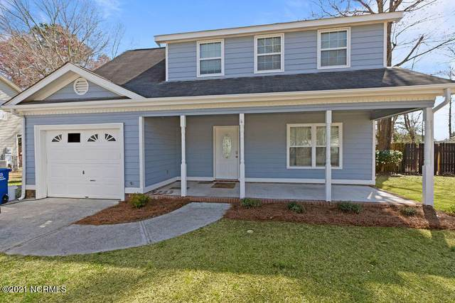 176 Audubon Drive, Jacksonville, NC 28546 (MLS #100261514) :: Vance Young and Associates